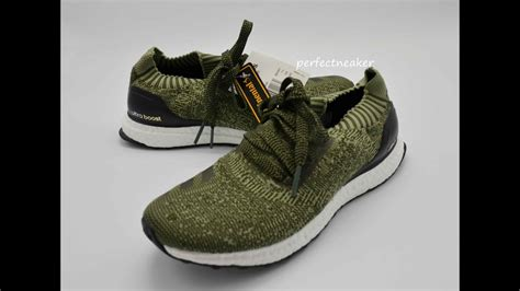 Adidas Ultra Boost Uncaged Olive Green 1 adidas ultra boost uncaged quot olive green quot