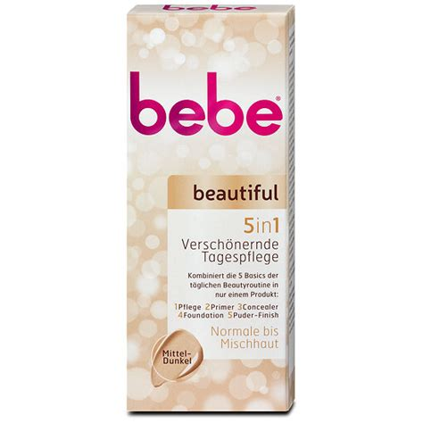 Bebe Beautiful by Bebe Beautiful 5in1 Versch 246 Nernde Tagespflege Bb