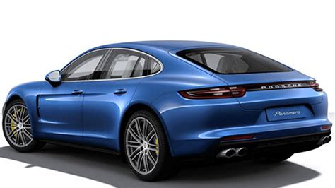 the porsche panamera can cost the price automotive car news