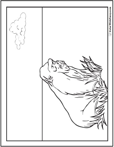 gorilla coloring pages print  customize