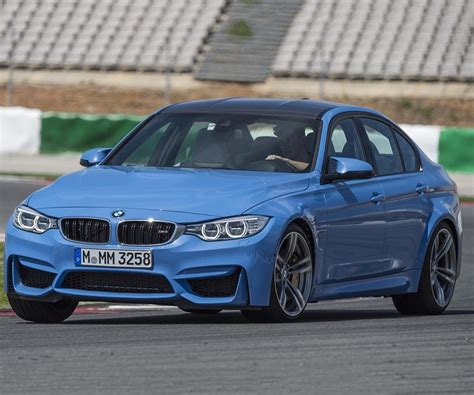 how fast is bmw m3 2017 m3 from bmw is still fast with less cylinders