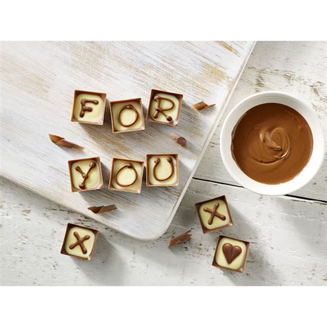 alphabet truffles personalised gifts all occasions