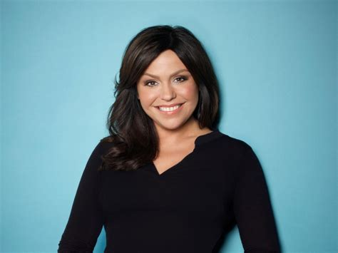 picture of rachael ray with major highlights in her hair rachael ray s top 7 cooking tips fn dish behind the