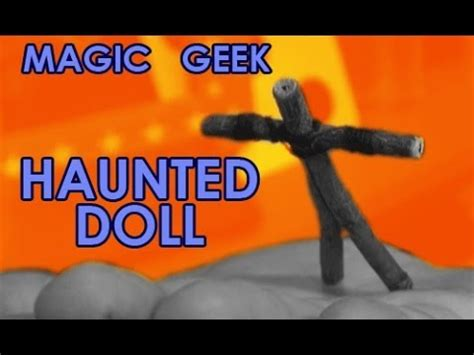 the haunted doll by rogue haunted doll by rogue