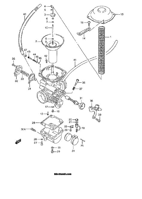 Suzuki Savage 650 Carburetor Diagram Wiring Diagram For Suzuki Savage 650 Wiring Diagrams