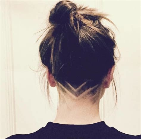 8 shaved hairstyles for women that you ll want to try
