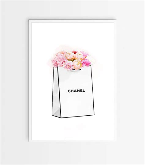 coco wall art chanel prints chanel quote coco prints chanel art large chanel wall art coco chanel poster