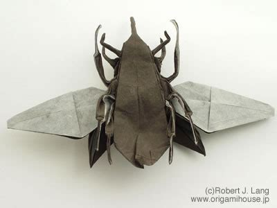 Origami Insects 2 - おりがみはうす 折紙図鑑 昆虫 2