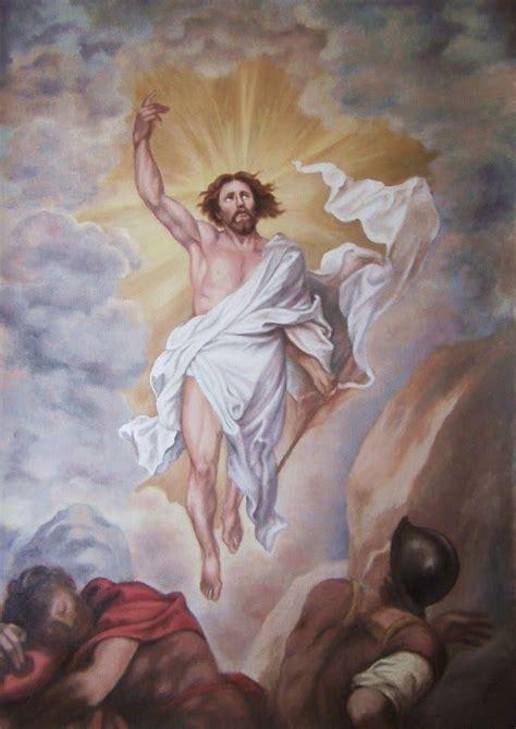 imagenes catolicas de jesus resucitado las 25 mejores ideas sobre resurrecci 243 n de cristo en