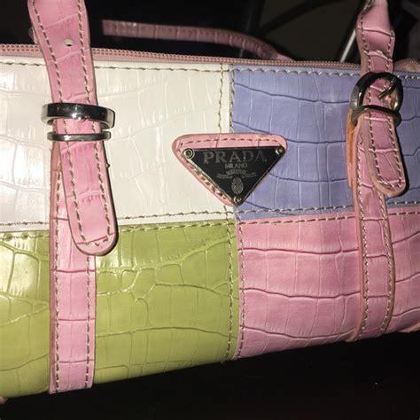 Tas Prada Pr2125 Pink prada small purse dal 1913 baby blue chanel handbag