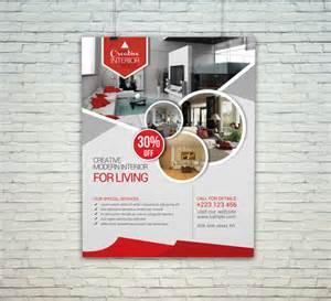 Home Decor Brochure Interior Design Flyer Template 29 Free Psd Ai Vector Eps Format Free Premium