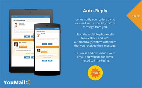 android voicemail app visual voicemail android app review