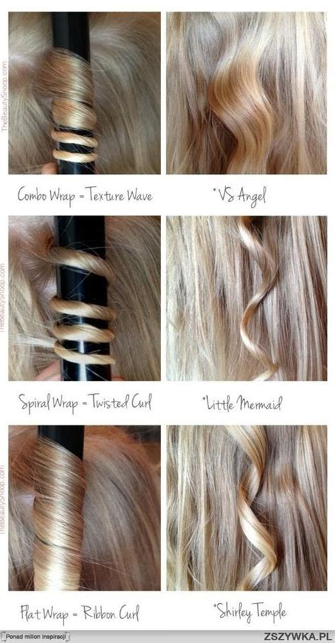 Types Of Curls For Hair by How To Get Different Types Of Curls Hair