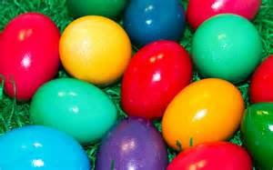 colorful eggs colorful easter eggs wallpaper wallpapers 1347