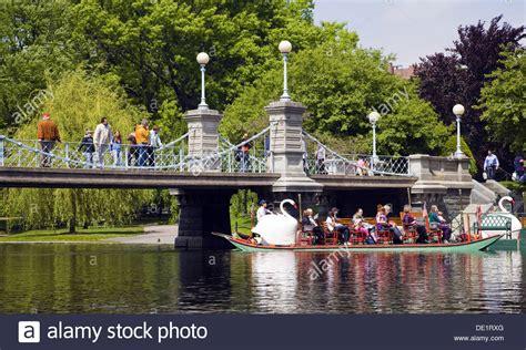 swan boats in boston garden swan boats in boston common park boston massachusetts