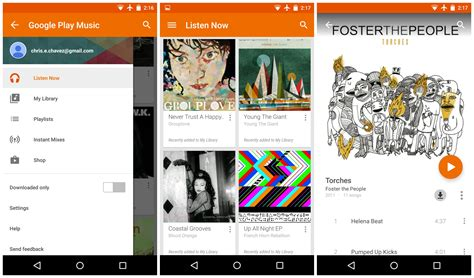 google images music download leaked android 5 0 lollipop apps