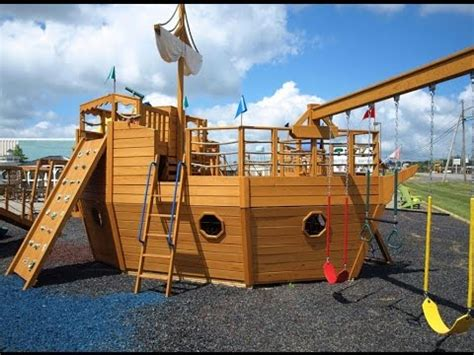 free wooden boat playhouse plans building a wooden ship playhouse pirate ship playhouse