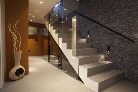 Modern Staircase Wall Design 33 Flamboyant Modern Staircase Designs