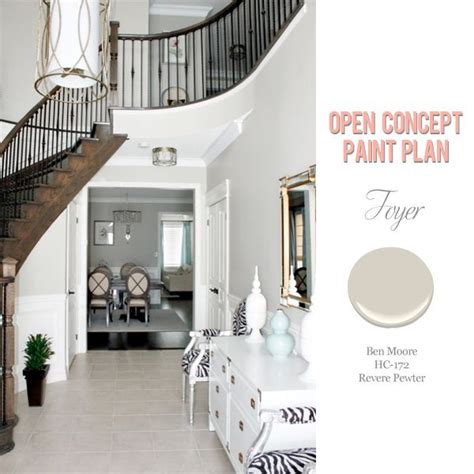 paint ideas for open floor plan 17 best images about paint color idea on pinterest paint