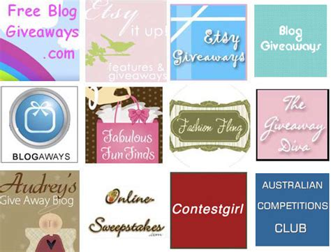 Best Giveaway Sites - the best giveaways blogs adelle