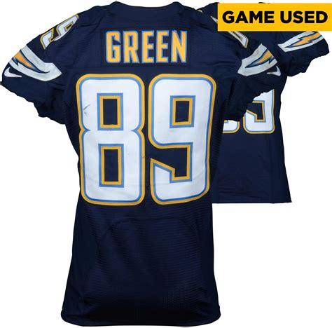 ladarius green chargers ladarius green san diego chargers used blue 89