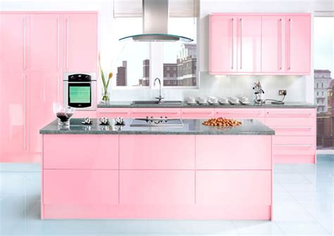 pink kitchen design ideas for kitchen design ideas