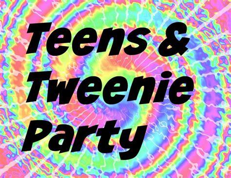 themes for tween girl birthday parties 6 teens tweens girl s party ideas savvy nana