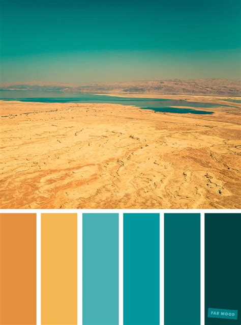 Color Palette Yellow by Color Inspiration Teal And Yellow Color Scheme Color