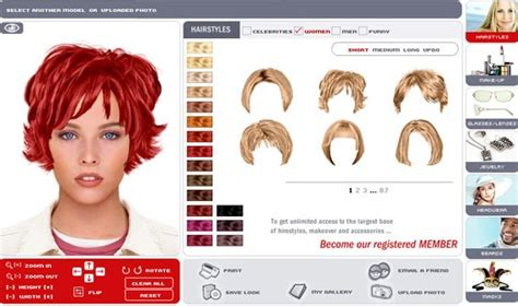 virtual makeover 2014 the best virtual makeovers for hairstyles and makeup