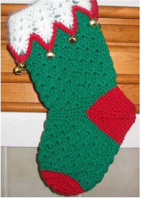 beginner crochet pattern for christmas stocking pinterest the world s catalog of ideas