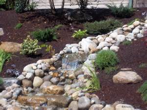 water feature projects simple by nature landscape