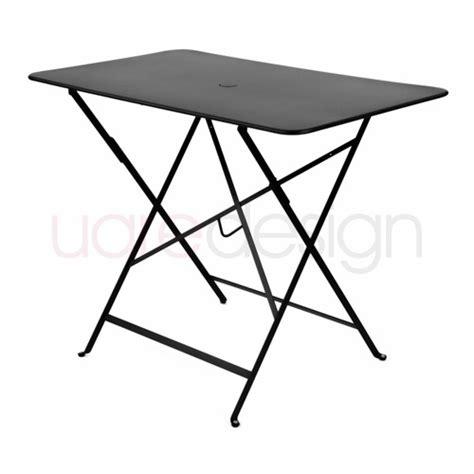 Table Fermob Bistro 97 X 57 Table Pliante Bistro 97 X 57cm Reglisse De Fermob