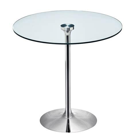 tavolo rotondo cristallo tavolo rotondo tulip in cristallo infinity arredas 236