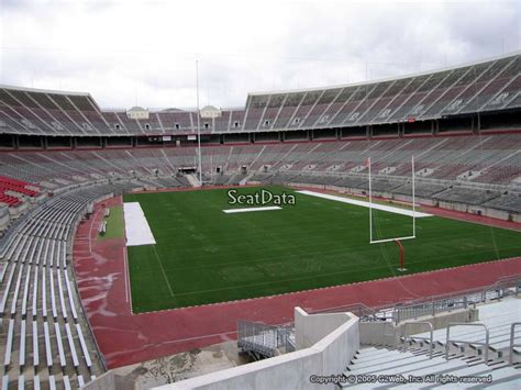 section 35a ohio stadium section 35a rateyourseats com