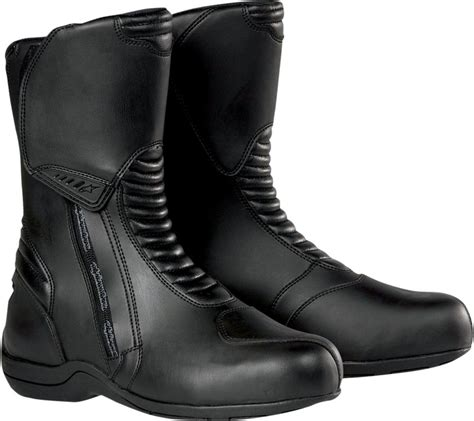 Sepatu Boot Bikers Touring Santai Alpinestar alpinestars alpha touring waterproof motorcycle boots black