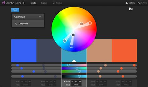 understanding color schemes choosing colors for your website web ascender understanding color schemes choosing colors for your