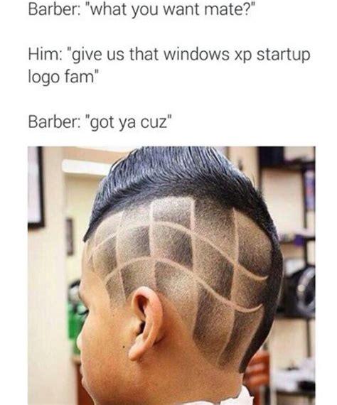 fuck boy haircut meme irti funny picture 8711 tags black twitter haircut