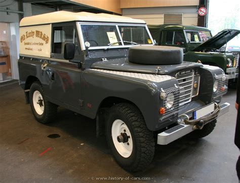 land rover series 1 hardtop land rover hardtop technical specifications and fuel economy