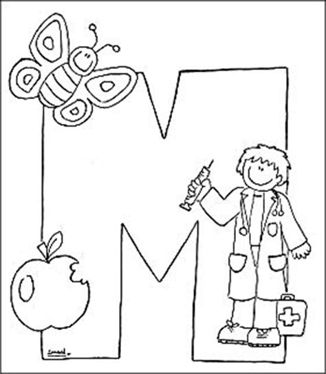 imagenes para colorear que empiecen con m dibujos para pintar que empiecen con la letra m dibujos