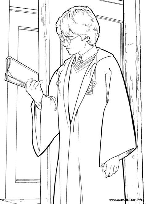 Harry Potter Malvorlagen sketch template