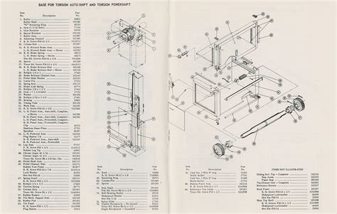 The State Assembly Instructions And Parts List Hamilton Hamilton A Torque Drafting Table