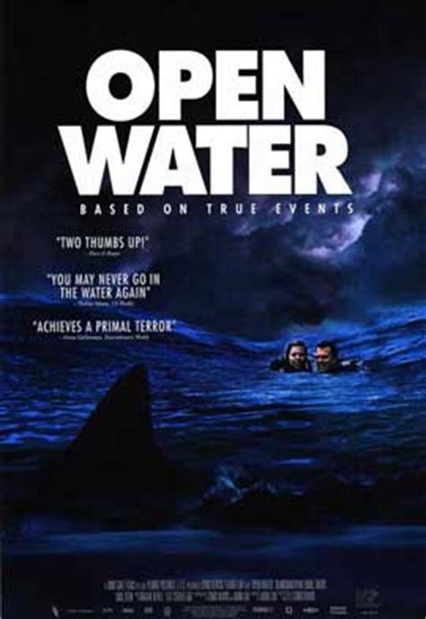 film blue open open water movie posters from movie poster shop