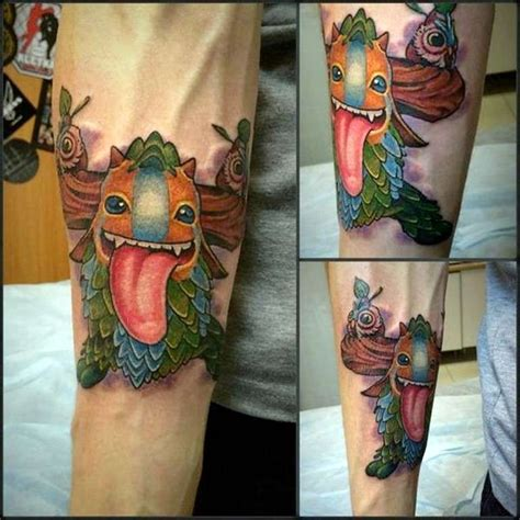 40 of the best and worst dota tattoos ever inked dota blast