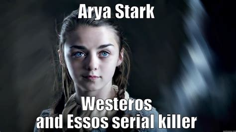 Arya Meme - arya stark meme www imgkid com the image kid has it