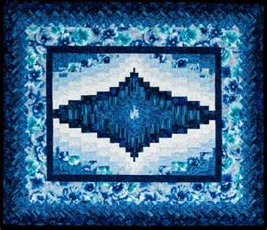 bargello in winter quilts by jen