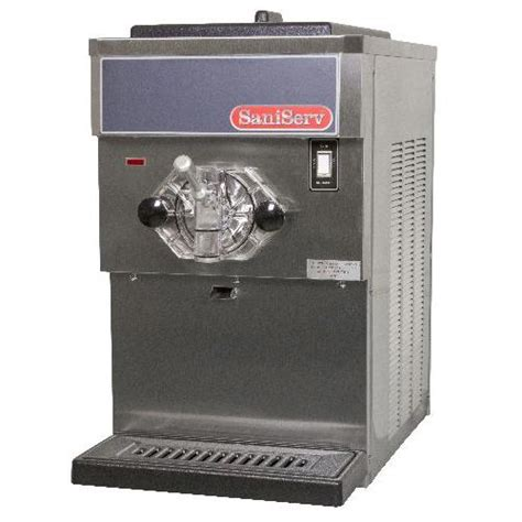 Countertop Machine by Saniserv 401 Countertop Medium Volume 20 Qt Soft Serve