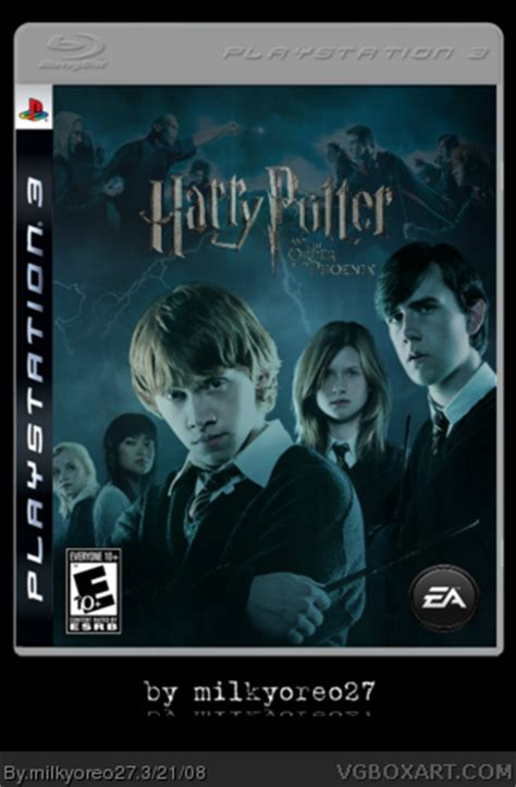 Kaset Ps 3 Harry Potter Order Of Original harry potter and the order of the playstation 3