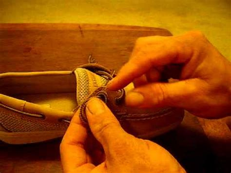 boat licence knots how to tie an eastland knot youtube