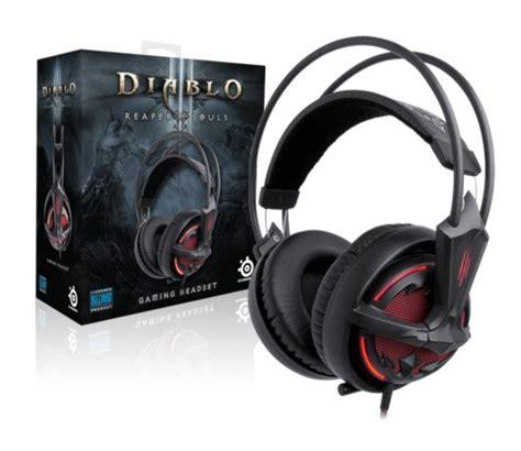 Steelseries Diablo Iii Gaming Headset steelseries diablo iii reaper of souls pc gaming headset 57002 hsd3 mwave au