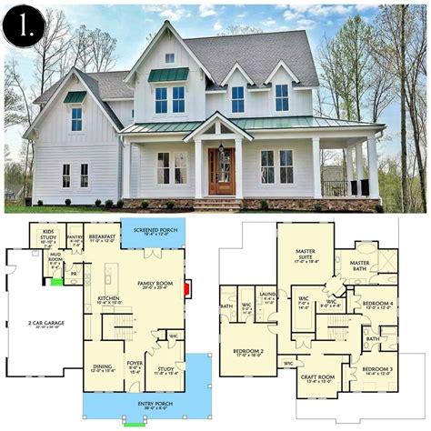 farm house plans 10 modern farmhouse floor plans i rooms for rent